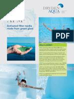 Dryden Act Filter Media