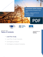 Module A - Load Flow and Contingency Analysis.pdf