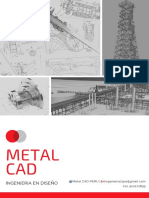 BROCHURE Metal CAD - INGENIERIA EN DISEÑO
