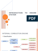 Brief about Engine System