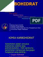 PPT Karbohidrat (Kimor)