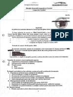 EXCLUSIV Raportul Corpului de Control al Ministerului Educatiei in ceea ce priveste 4 postliceale sanitare