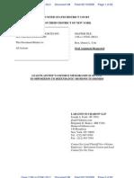 2009 02-13-68 Lead Plaintiffs Omnibus Memorandum of Law