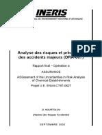 dra-007 Analyse des risques et prévention des accidents majeurs