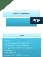 Marketing Management 03