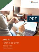 Microsoft-Educacion-Tutorial-Sway-SPA