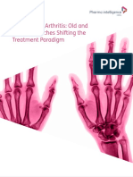 Rheumatoid Arthritis - Old and New Approaches Shifting the Treatment Paradigm