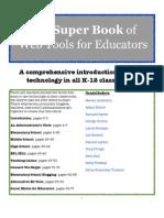 Super Book of Web Tools for Educators