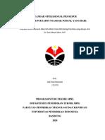 STANDAR OPERASIONAL PROSEDUR MENGATAHUI STANDAR JURNAL.docx