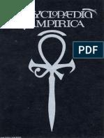 Vampire the Masquerade Encyclopedia Vampirica.pdf