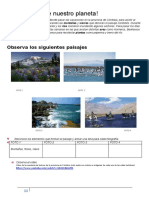 secuencia didactica geosfera
