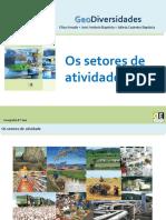 PPT10- Setores de atividade