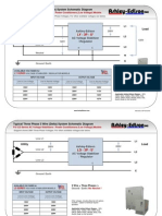 Three Phase System Schematic Diagrams for Low Volt Three Phase AC Voltage Stabilizer