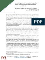 Hacer vida los documentos-Vultum y Cor Orans  Gema Juan