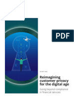 Reimagining customer privacy for the digital age930