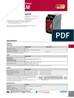 G9SX LM Datasheet