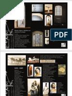 Exposição 180 anos da Paróquia de Nossa Senhora da Candelária de Indaiatuba, dezembro de  2010.