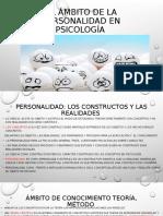 El ámbito de la personalidad en psicología [Autoguardado]