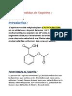SYNTHESE DE L'ASPIRINE (1).pdf