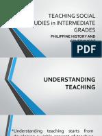 Teaching Philippine History