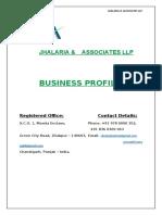 jhalarria and associates LLP