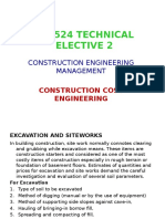 CONSTRUCTION COST ESTIMATES - EXCAVATION AND SITEWORKS.pptx
