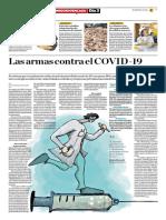 Las Armas Contra El COVID-19