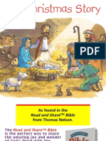 The Christmas Story as found in the Read and Share Bible