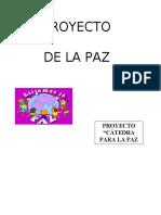 PROYECTO DE LA PAZ  2020 euca