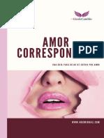 Ebook Amor correspondido