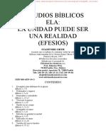 Efeso La unidad puede ser una realidad.pdf