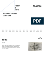 DEVELOPMENT OF INDUSTRIAL DESIGN IN PUERTO RICO AND ITS INTERNATIONAL CONTEXTS