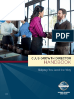 CLUB GROWTH DIRECTOR