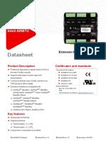 Inteli_ AIN8TC Datasheet