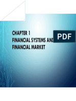 CHAPTER 1 FINANCIAL SYSTEMS AND FINANCIAL MARKETS
