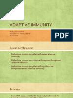 4.Imunologi_Adaptive immunity_2019.pptx
