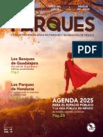 Revista Parques. DICIEMBRE-FEBRERO