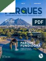 Revista Parques 3A  Septiembre - Noviembre