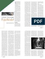 Faulkner destino