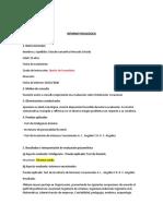 Informe de Orientación Vocacional lilibeth