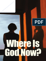 where is god now