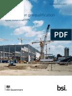 PCQE PAS 91-2013+A1-2017