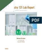 Report - Common Chem I.docx