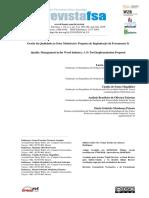 Gestão da Qualidade no Setor Madeireiro Proposta de Implantação da Ferramenta 5s
