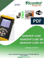 NANOVIP CUBE - CUBE WF-CUBE247