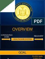 Gov. Andrew Cuomo Coronavirus Update presentation March 18