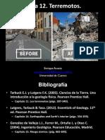 Tema 12. Terremotos