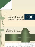 02-HRM-Job Analysis, Job Design and Job Évaluation