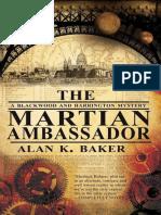 Alan K. Baker - [Blackwood & Harrington 01] - The Martian Ambassador (epub).epub