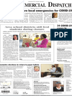 Commercial Dispatch eEdition 3-18-20